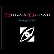 Duran Duran The Singles album cover