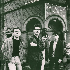 The Smiths from The Queen is Dead