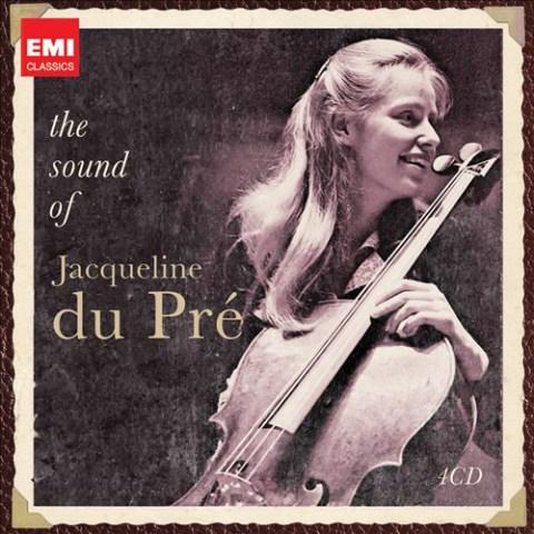 The Sound Of Jacqueline Du Pré cover