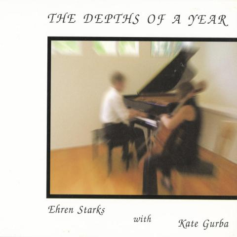 "Ehren Starks ""The Depths of a Year"" album cover"