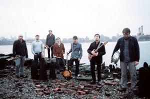 Ikebe Shakedown band photo