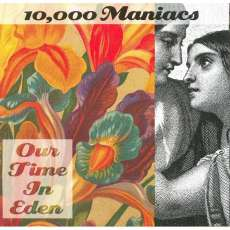 Our Time in Eden album cover