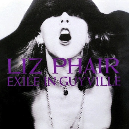 Liz Phair Exile in Guyville album cover