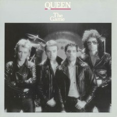 "Queen ""The Game"" album cover"