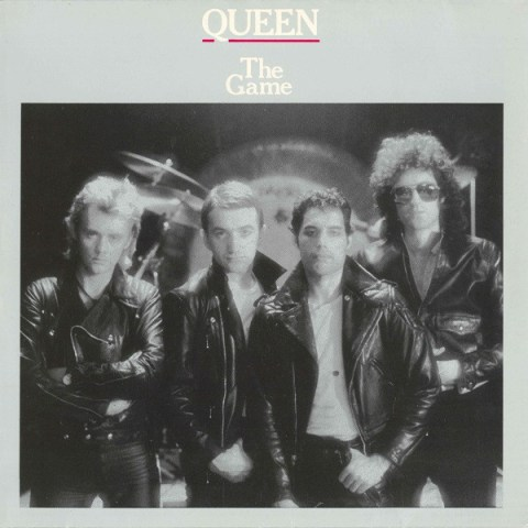 "Queen ""The Game"" album cover"