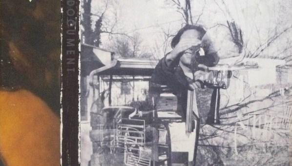 Album cover: Document by R.E.M.