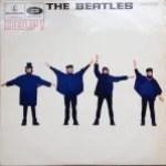 """Help!"" album cover (Parlophone version)"