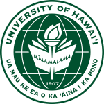 University of Hawaii at Manoa logo