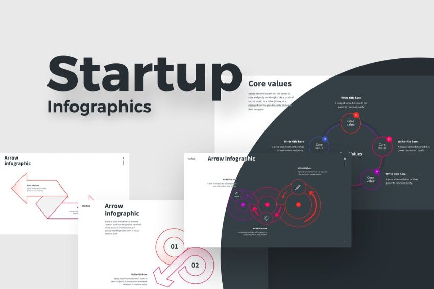 Top 10 Infographic PowerPoint Presentation Templates 2019