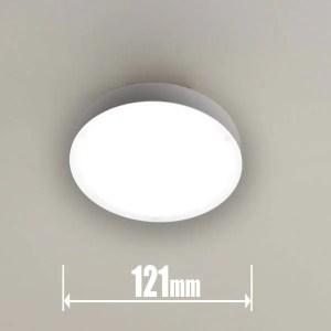 山善|LED小型シーリングライト【カチット式】|MLC-040N