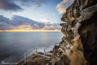 Bronte cliffs - elevated