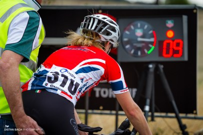 Time trial countdown