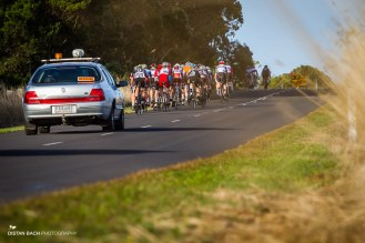 Start of the road race