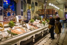 Seafood Hall in Harrods