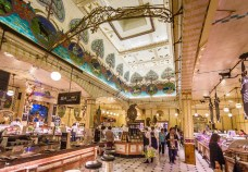Harrods food court