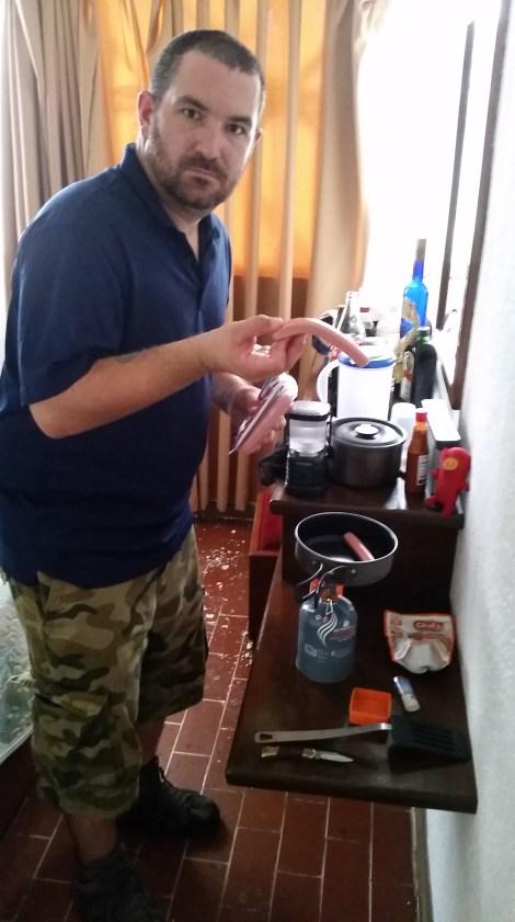 La Paz Camping 1