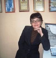 Барашева Елена Викторовна