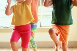 Физическая культура для дошкольников
