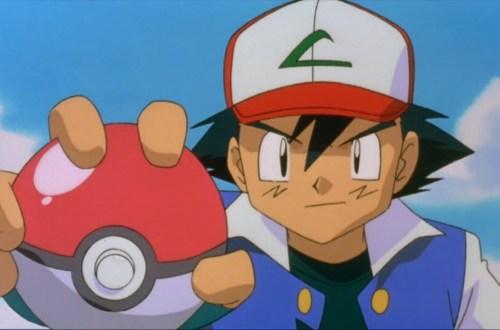 Ash Ketchum in Pokemon