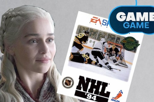 Game of Thrones - Sega Genesis - NHL '94
