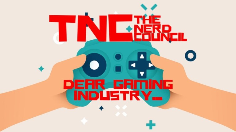 The Nerd Council sends open letter video to the gaming industry