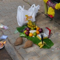 Dussehra part 3 - the offerings
