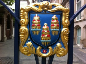 Drapers' coat of arms