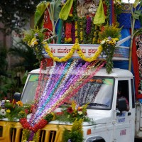 Dussehra -  on the Streets