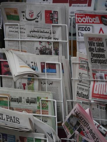 Al Hayat, Asharq Al-Awsat, La Gazzetta dello Sport