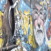 Art on the Walls of London