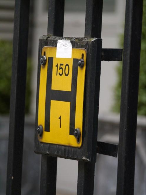 London fire hydrant 1