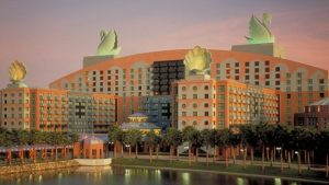 Swan Hotel at Disney World