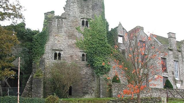 Hay Castle, Wales
