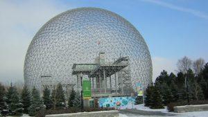 Biosphère, Montreal, Quebec