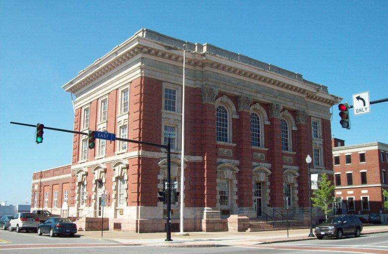 U.S. Post Office, Lockport, NY