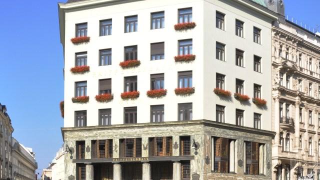 Looshaus am Michaelerplatz