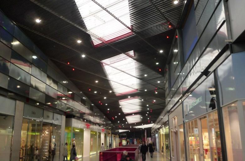 Centre Commercial Euralille, Lille, France