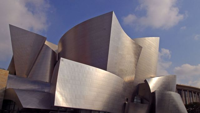Gehry's Great Concert Hall