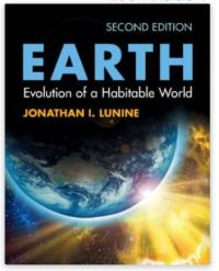 Lunine Evolution of a HabitablePlanet