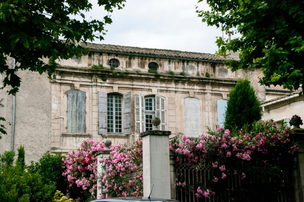 St Remy shutters