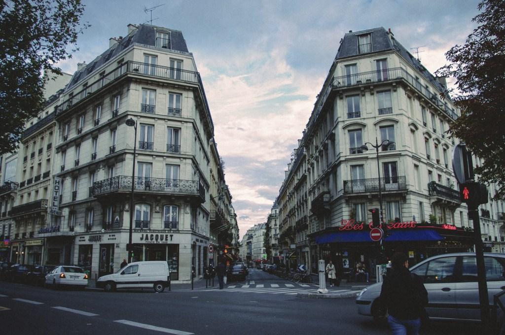 Anvers Paris