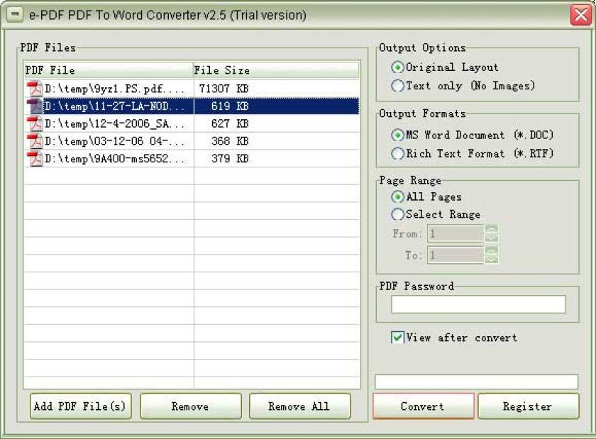 Convert-PDF-file-to-Word-File