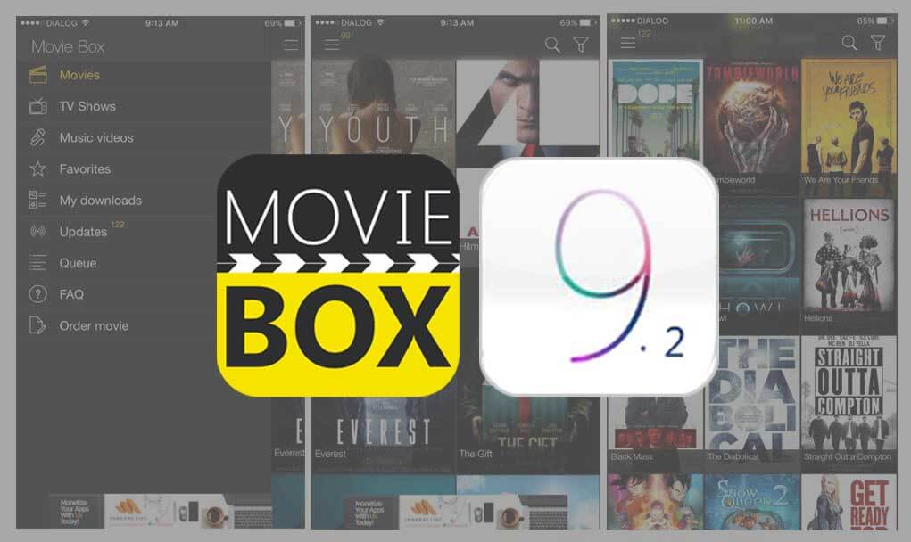 Movie Box App Download For Android/iOS, MovieBox APK Download