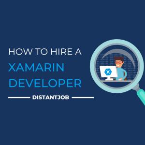 Hire a Xamarin Developer