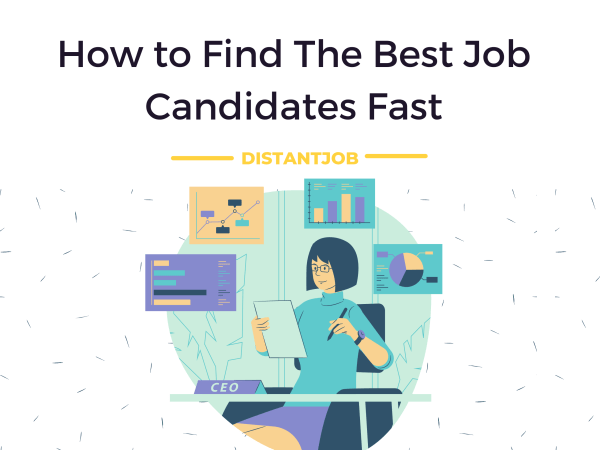 How to find the best candidates fast