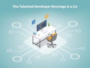 developer shortage