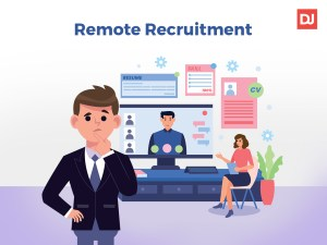 What is remote recruiting