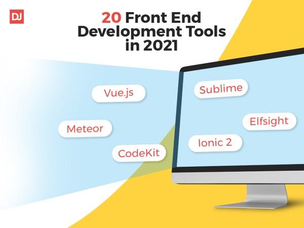 front-end development tools