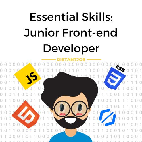 essential skills junior front end developers