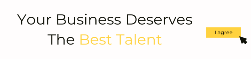 your business deserves the best talent